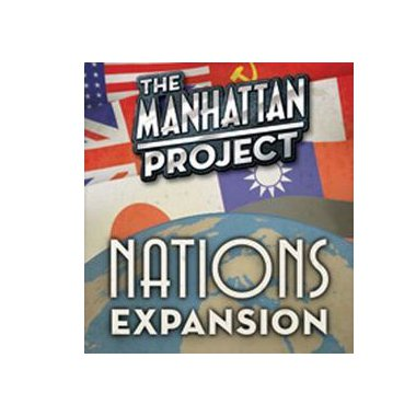 Copertina di The Manhattan Project: Nations