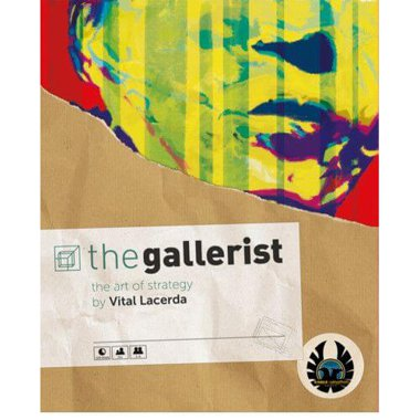 Copertina di The Gallerist