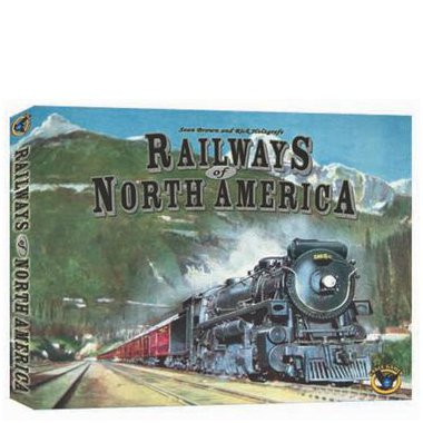 Copertina di Railways of the World: Railways of North America