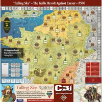 Falling Sky - The Gallic Revolt Against Caesar