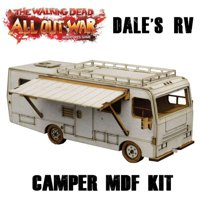 The Walking Dead All Out War: Camper di Dale