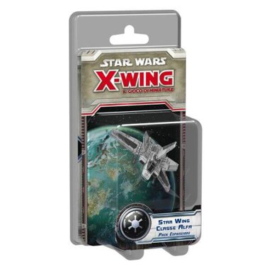 Copertina di Star Wars X-Wing: Star Wing Classe Alfa