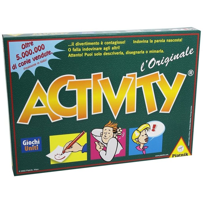 Copertina di Activity - Deluxe