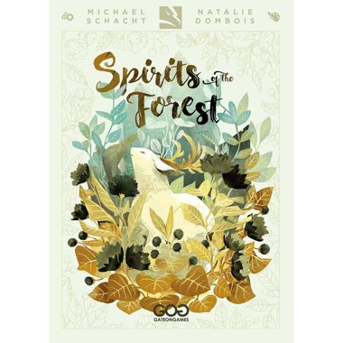 Copertina di Spirits of the Forest