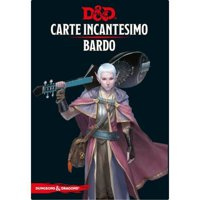 Dungeons & Dragons: Carte Incantesimo - Bardo