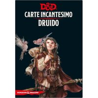 Dungeons & Dragons: Carte Incantesimo - Druido