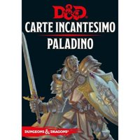 Dungeons & Dragons: Carte Incantesimo - Paladino