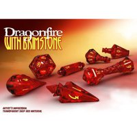 Set di Dadi Hero Wizard (Dragonfire, Brimstone)