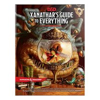 Dungeons & Dragons 5ed Edizione Inglese: Xanathar's Guide to Everything