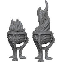 Pathfinder: Deep Cuts Miniatures - Braziers