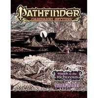 Pathfinder: Wrath of the Righteous Poster Map Folio