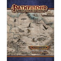 Pathfinder: Mummy's Mask Poster Map Folio