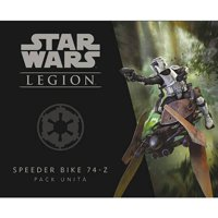 Star Wars Legion: Speeder Bike 74-Z