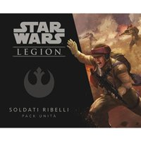 Star Wars Legion: Soldati Ribelli