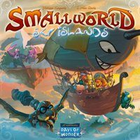Small World Edizione Inglese: Sky Islands
