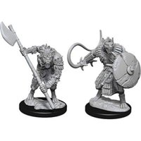 Pathfinder: Deep Cuts Miniatures - Gnolls