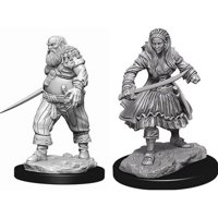 Pathfinder: Deep Cuts Miniatures - Pirates