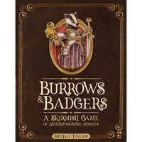 Burrows & Badgers: Manuale di Gioco