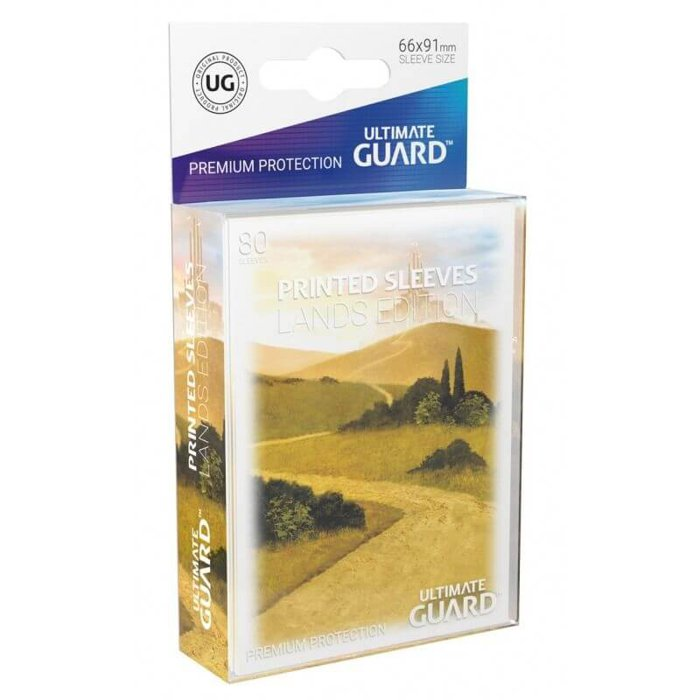 Copertina di Bustine Standard Ultimate Guard 80 (PIANURA)