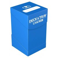 Porta Mazzo Ultimate Guard Deck'n'Tray (BLU)