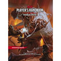 Dungeons & Dragons 5ed: Manuale del Giocatore