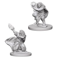 D&D: Nolzur's Marvelous Miniatures - Dwarf Female Wizard
