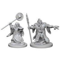 D&D: Nolzur's Marvelous Miniatures - Dwarf Male Wizard