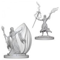 D&D: Nolzur's Marvelous Miniatures - Elf Female Wizard
