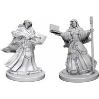 D&D: Nolzur's Marvelous Miniatures - Human Female Wizard