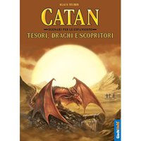 Catan: Tesori, Draghi e Scopritori