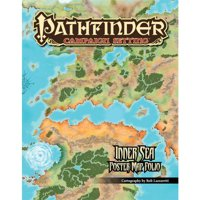 Pathfinder: The Inner Sea Poster Map Folio