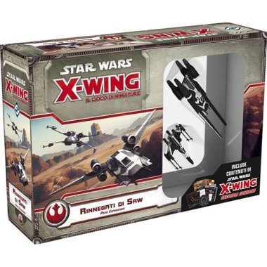 Copertina di Star Wars X-Wing: Rinnegati di Saw