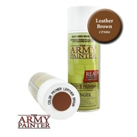 Primer: Army Painter Spray Leather Brown