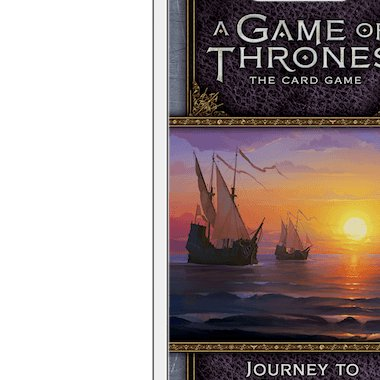 Copertina di A Game of Thrones - LCG: Journey to Oldtown