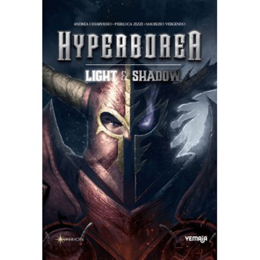 Copertina di Hyperborea: Light & Shadow