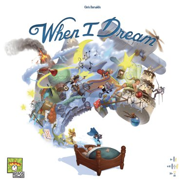 Copertina di When I Dream
