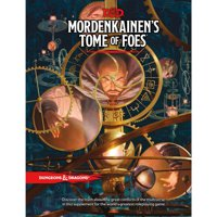 Dungeons & Dragons 5ed Edizione Inglese: Mordenkainen's Tome of Foes