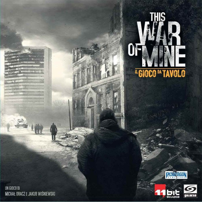 Copertina di This War of Mine
