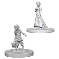 Pathfinder: Deep Cuts Miniatures - Children