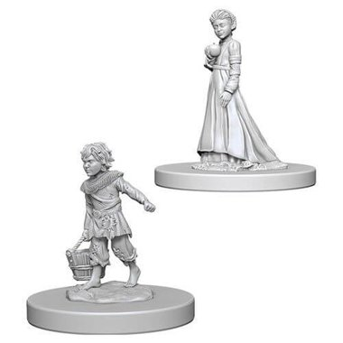 Copertina di Pathfinder: Deep Cuts Miniatures - Children