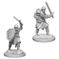 Pathfinder: Deep Cuts Miniatures - Infantrymen