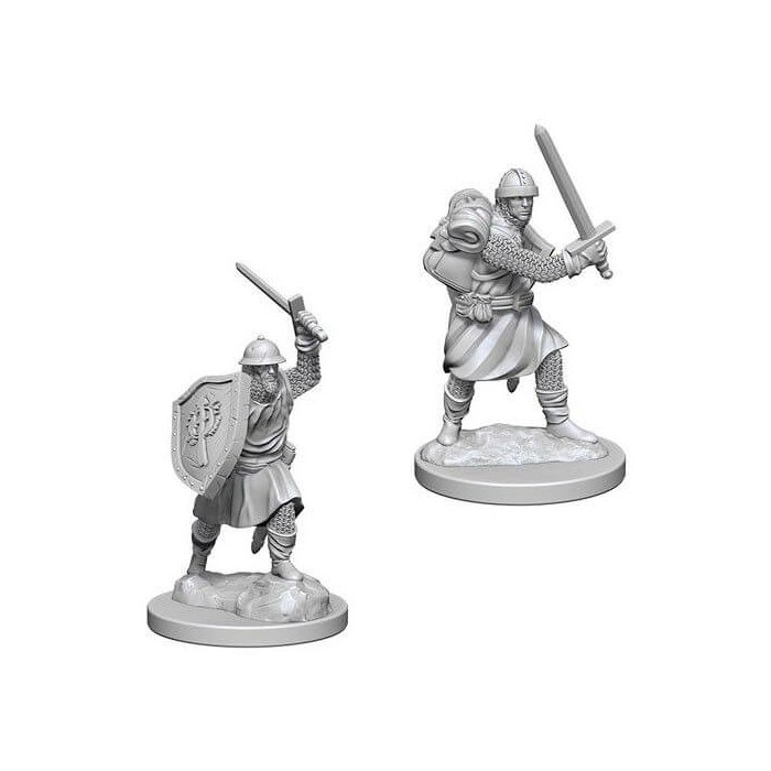 Copertina di Pathfinder: Deep Cuts Miniatures - Infantrymen