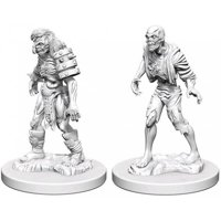 D&D: Nolzur's Marvelous Miniatures - Zombies