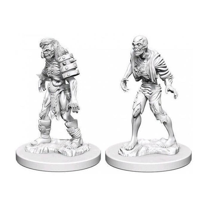 Copertina di D&D: Nolzur's Marvelous Miniatures - Zombies