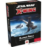 Star Wars X-Wing Seconda Edizione: Kit di Conversione - Alleanza Ribelle