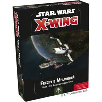 Star Wars X-Wing 2E: Kit Conversione - Feccia e Malvagità