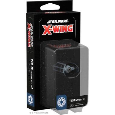 Copertina di Star Wars X-Wing 2E: TIE Advanced x1