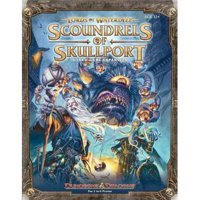 Dungeons & Dragons: Lords of Waterdeep - Scoundrels of Skullport