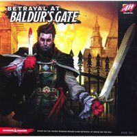 Dungeons & Dragons: Betrayal at Baldur's Gate