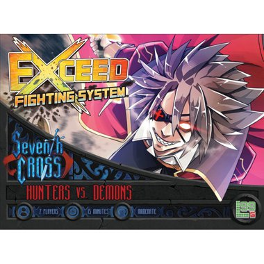 Copertina di Exceed: Seventh Cross - Hunters vs Demons